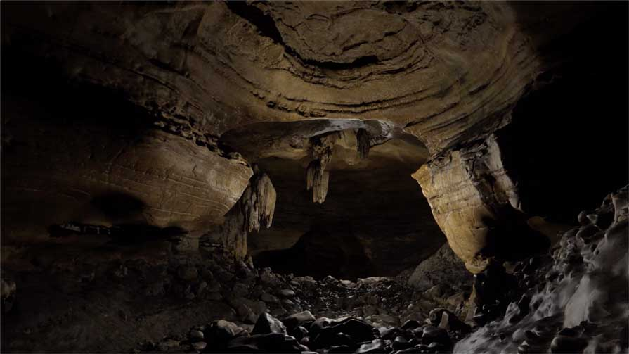 Cave – Formation Room